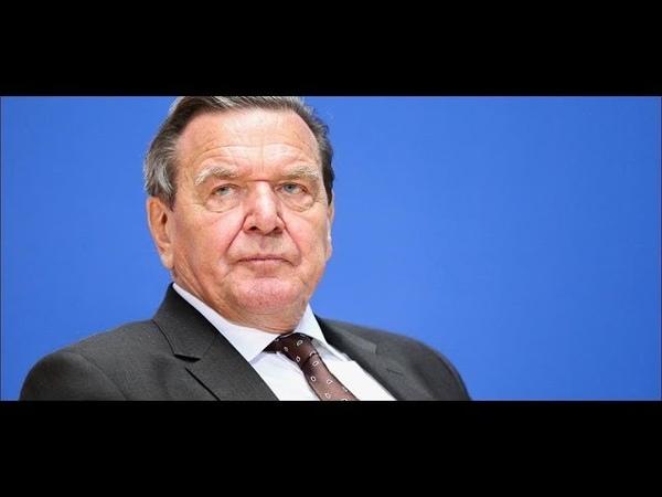 Alt Kanzler Schröder rechnet schon mit Jamaika ab und sagt Neuwahlen voraus