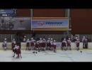 драка молодых хоккеистов неколхоз