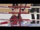 Четвертьфинальный бой Магомеда Омаркадиева (56,7 кг) на турнире памяти МСМК А. Сердюкова