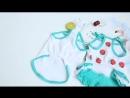 Fruit Dress Vest