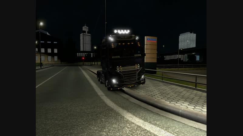 Euro Truck Simulator 2 - DAF FX