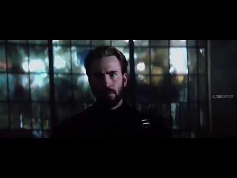 Команда Капитана Америки спасает Вижина и Ванду