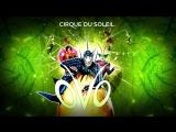 Шоу OVO | Cirque du Soleil снова в России!