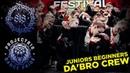 DA'BRO СREW✪ RDF18 ✪ Project818 Russian Dance Festival ✪ JUNIORS BEGINNERS