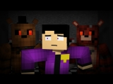 """""""Dream Your Dream"""" ¦ FNAF Minecraft Music Video ¦ 3A Display (Song By TryHardNinja)"""