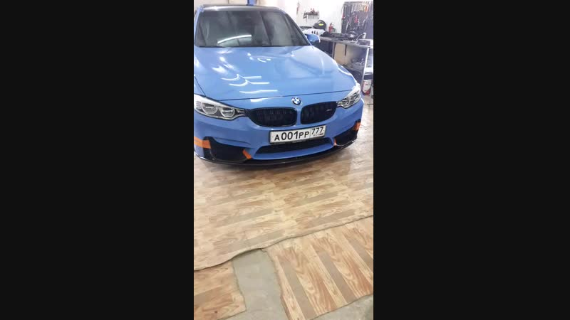 BMW M3 [F80] Competition