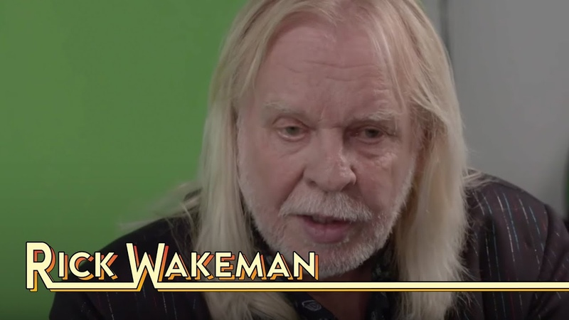 Rick Wakeman In Conversation With Simon Mayo - Wild Eyed Boy From Freecloud