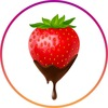 Lujo| Букеты из клубники в шоколаде Москва