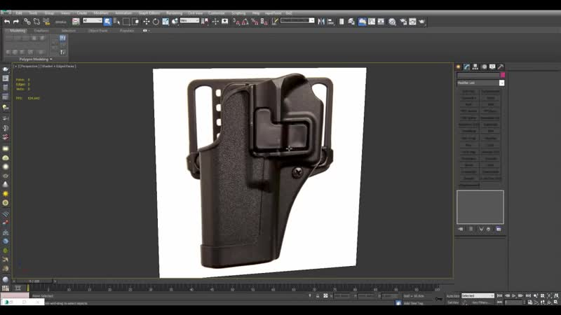 Request - Plastic Holster