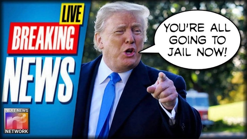 BREAKING: This Damning NEW Evidence Could SHUT DOWN The Mueller Operation, And Put Them ALL in Jail
