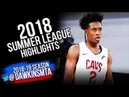 Collin Sexton Full 2018 Summer League Highlights - 19.6 PPG - YOUNG BULL! | FreeDawkins