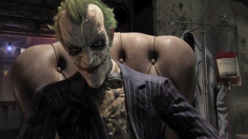 Batman Arkham City Daughtry Drown In You fan video