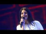 Lana Del Rey Born To Die (Live @ LA To The Moon Tour Sportpaleis)