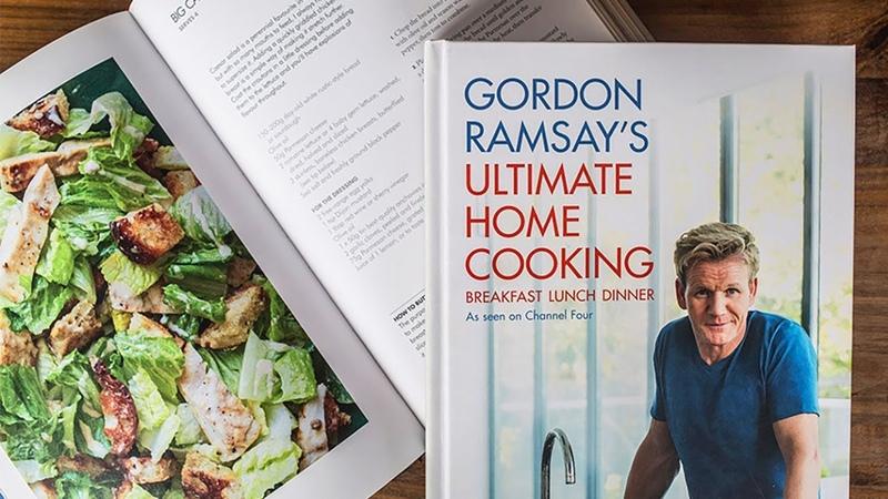 Домашняя кухня Гордона Рамзи 4 серия