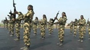 CRPF - RIFLE DRILL DEMONSTRATION ON THE OCCASION OF CRPF ANNIVESARY 2011.mpg