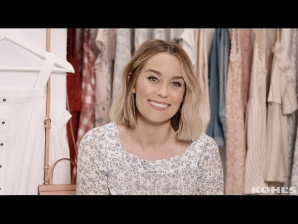 How to celebrate Mothers Day with Lauren Conrad | Kohls