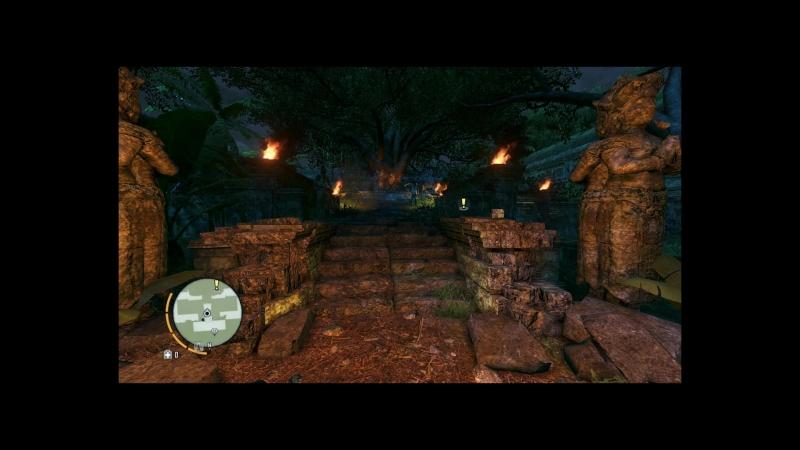 Far cry 3 начало 12 прохождения пагаварили с цитрой и принисли клинок ей