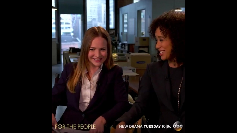 Whos ready for TGIT ForThePeoples cast crown who is always down for a dance party!