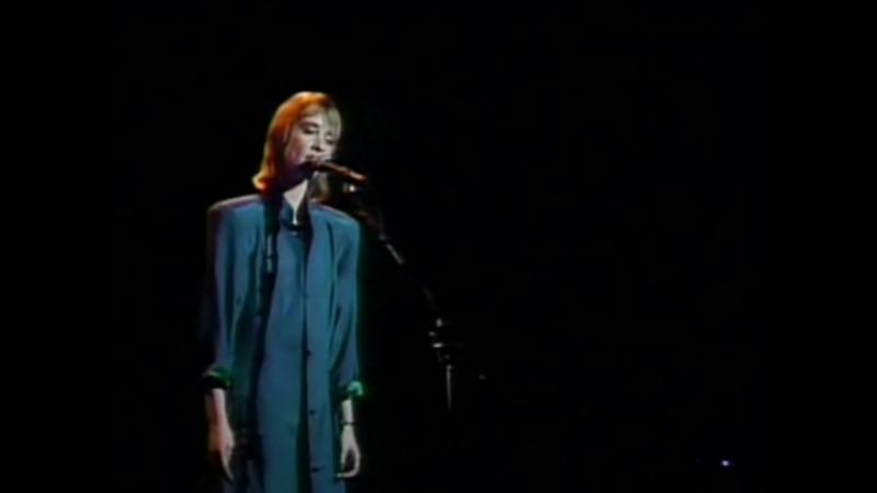 Suzanne Vega - Tom`s Diner (Live 1986)
