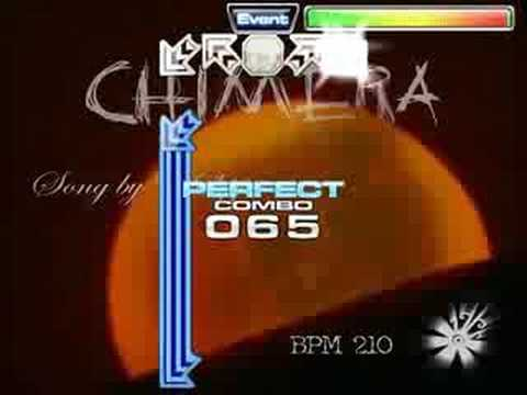 Chimera normal stepmania