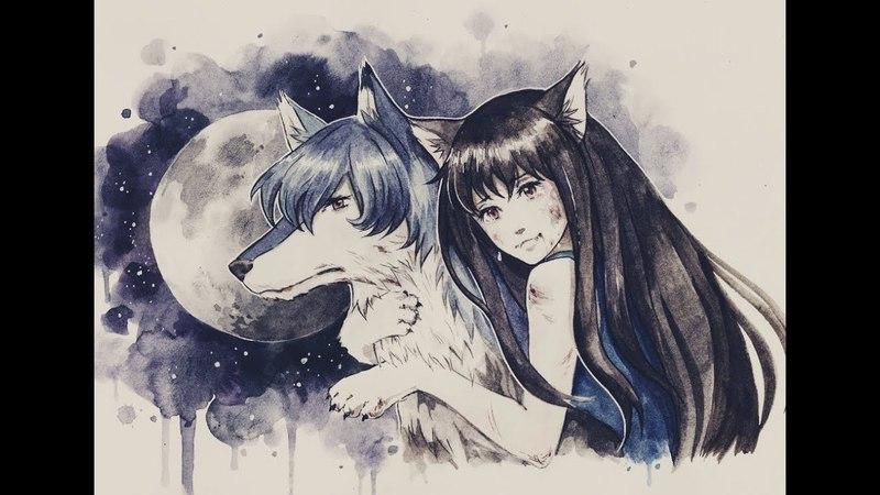 Аниме: Волчьи дети Амэ и Юки / Ookami Kodomo no Ame to Yuki