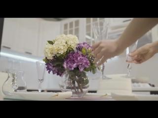 Стильная модульная кухня .Белое дерево/Венге премиум/Дуб сонома