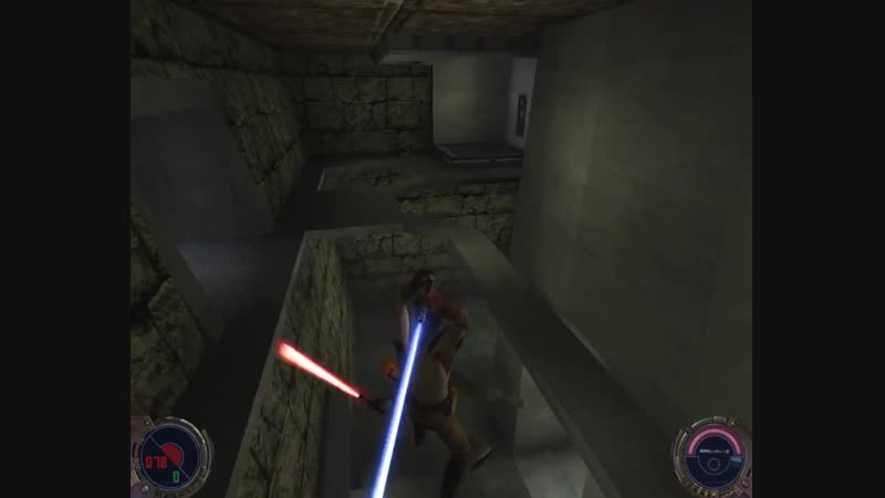 Witness a Jedi turn to the dark side.THIS GAME IS GOLD. Star Wars Jedi Knight II