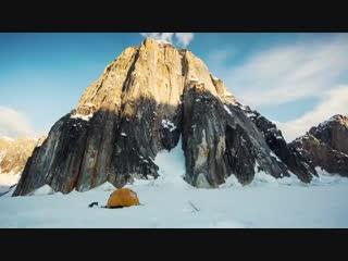 4,000-foot-thick Ruth Glacier