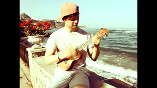 Ed Sheeran - Thinking Out Loud (ukulele fingerstyle cover)