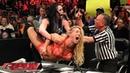 Paige vs. Charlotte - Match de Championnat féminin de la WWE: Raw, 23 novembre 2015