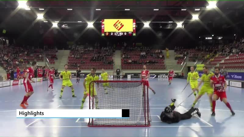 HC Rychenberg Winterthur - Floorball Köniz