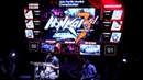 GRAND FINAL!! 'Moonlight vs Chiken Collage' - Moments of Crowd Honkai Impact 3 in Jakarta City