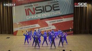 INSIDE DANCE FESTIVAL'18/STREET BEGINNERS/Grizly