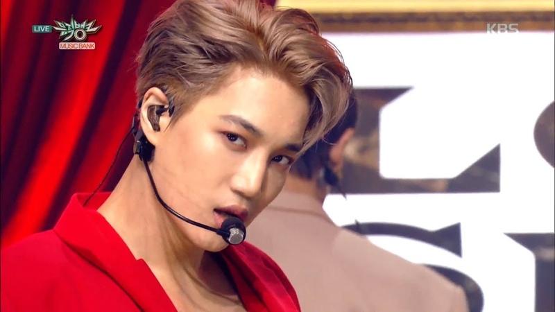 Comeback Stage 'Love Shot' KBS MUSIC BANK 2018.12.14