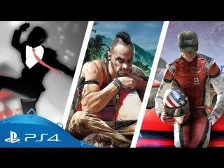 Новости этой недели на PlayStation | 25 июня 2018