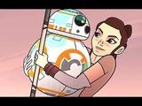 Звёздные Войны Силы Судьбы - Эпизод 2 - Бандиты в погоне за BB-8