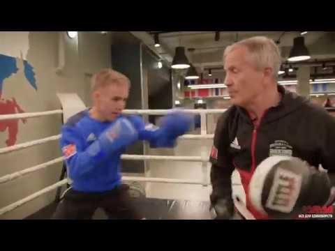 АКЦЕНТИРОВАННЫЙ УДАР - отработка для ударников на лапах || 4MMA