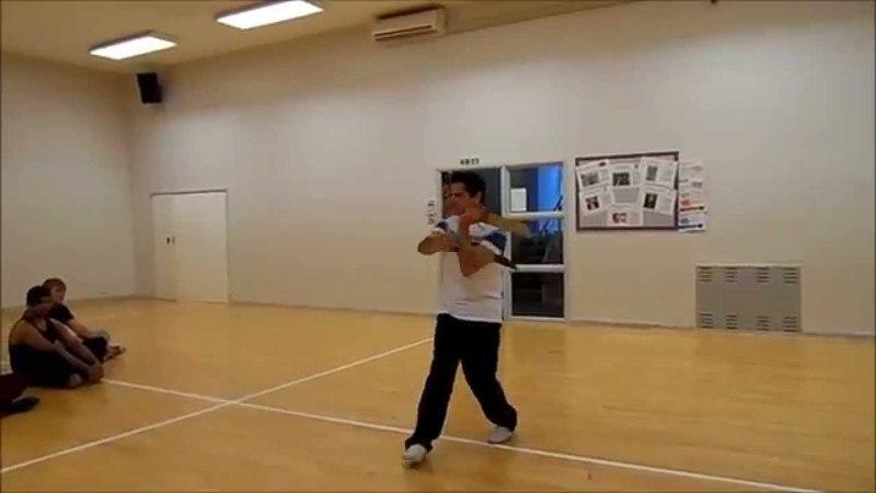 Chum -Kiu Biu -Gee,Butterfly Knives (Baat-Jaam- Do) Wing Chun Forms