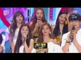 180812 Red Velvet @ SBS Inkigayo Interview