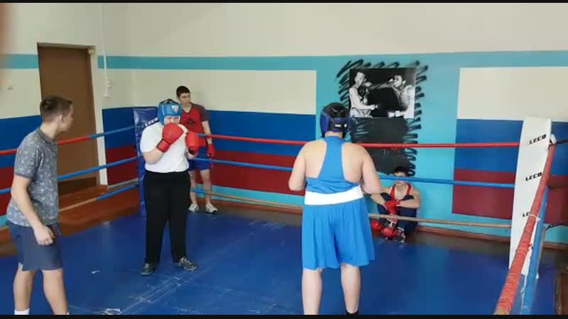 Бокс Волгоград Антей 18