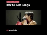 billboard - 50 of @BTS_twts best songs in one place!
