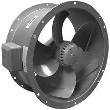 Осевые вентиляторы промышленный