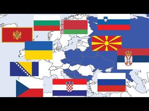 Лекция «Славянские языки: такие далекие, такие близкие»