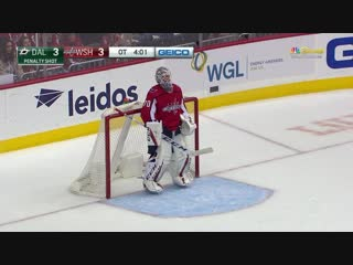 Holtby stops penatly shot in OT