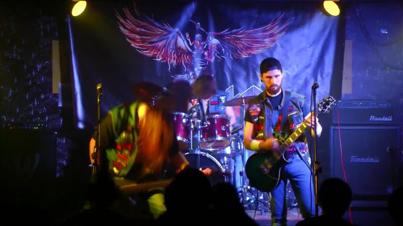 Anmasker - Effort To Get Out (Live Madisan rock club, Krivoy Rog, 10.11.18)