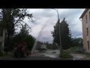 На ул.Каберова-Власьевская прорвало трубу 18 июля 2018