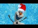 Новогодняя песня и мультик Снеговики зажигают