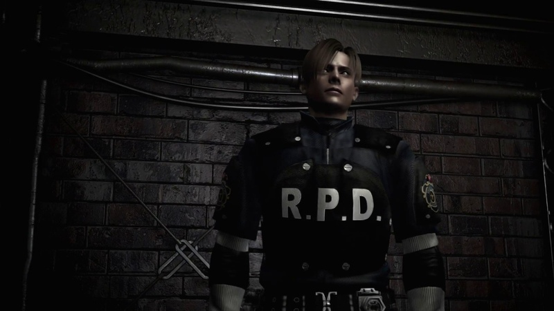 How the Resident Evil 2 REmake could have been