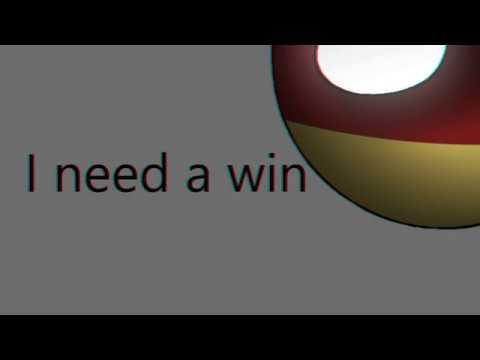 I need a win (meme) Countryballs