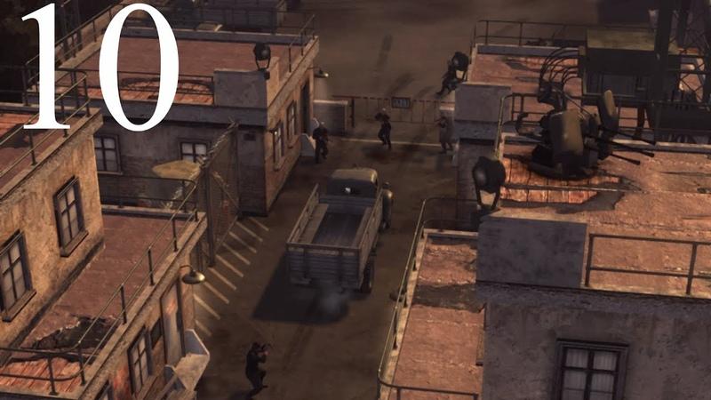 Прохождение Wolfenstein-Аэродром (10)